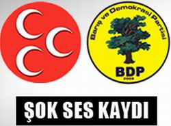 Bu da Oldu: BDPden MHPye Oy Desteği