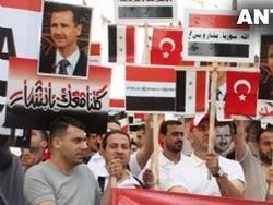 Esedçilere Türk Ulusalcılardan Destek