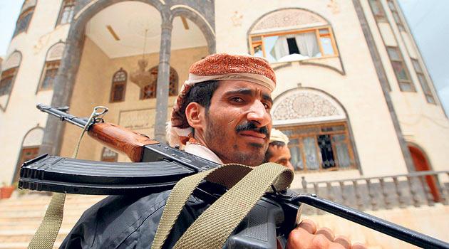 Yemende Silahlı Gruplar Başkent Yolunda