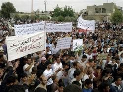 Suriyede En Fazla Katılım ve Ölümlü Cuma