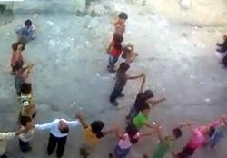 Suriyeli Çocuklardan Hamza İçin Eylem (VİDEO)