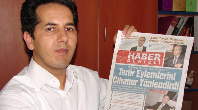 CHP, Cihaner Haberinden Ötürü Gazete Toplattı