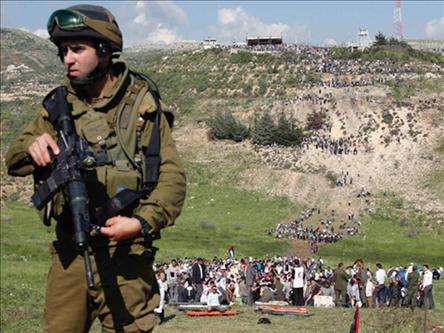 Siyonistler Golanda Kan Döktü: 20 Ölü