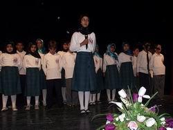 Bingöl'de Çocuklardan Yıl Sonu Gösterisi