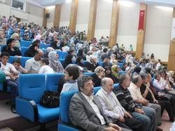 İzmirde Şehitlerimiz İçin Anma Programı