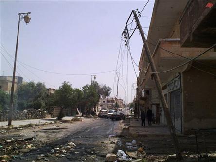 Suriyede 130 Asker Öldürüldü