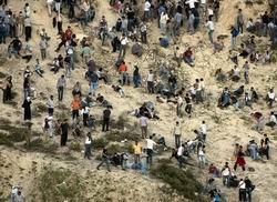 Golandaki Katliamdan Görüntüler (FOTO)