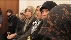 Özbek Sığınmacılar İçin Çağrı