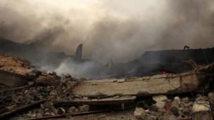 Kaddafi Güçleri Yeniden Misrataya Saldırdı