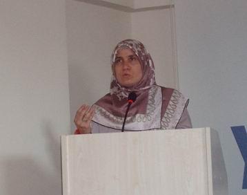 Sakarya'da Hülya Şekerci Konferansı