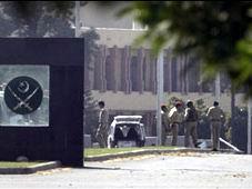 Pakistanda Talibandan Roketatarlı Saldırı