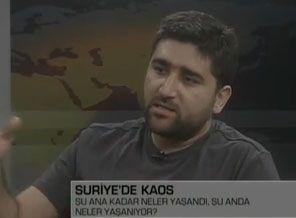 Adem Özköse, Suriye'deki Vahşeti Anlattı (Video)