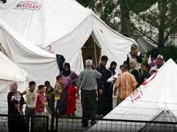 Türkiye'ye Sığınan Suriyelilerin Sayısı 7 Bin
