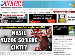 Vatan'dan 'Yılın Reklam Dönüşü'