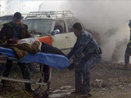 Irakta Valilik Binasına Baskın!