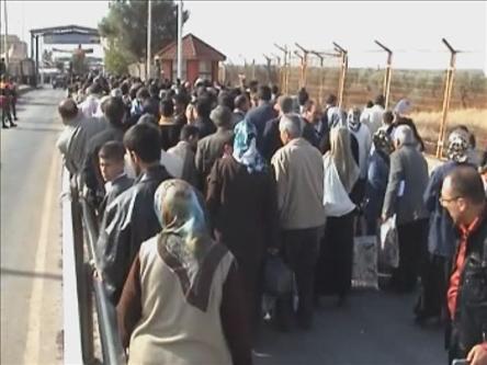 Suriyeli Sığınmacılar 9.000e Yaklaştı