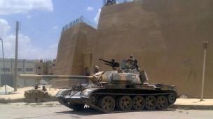 Suriyeliler Cuma Gösterileri İçin Sokağa Çıktı