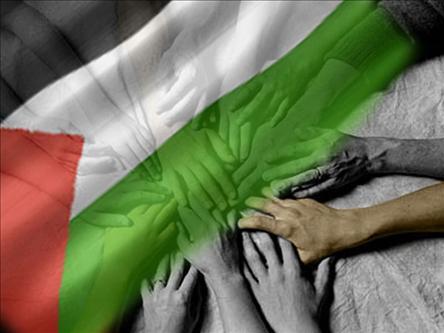 Avrupalı Yardım Kafilesi Gazzede