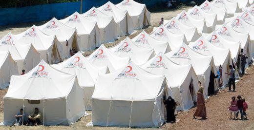 Hatayda Mülteci Sayısı 10.553 Oldu