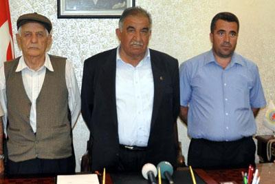 Oğlu Kaçırılan Başkan AKPden İstifa Etti