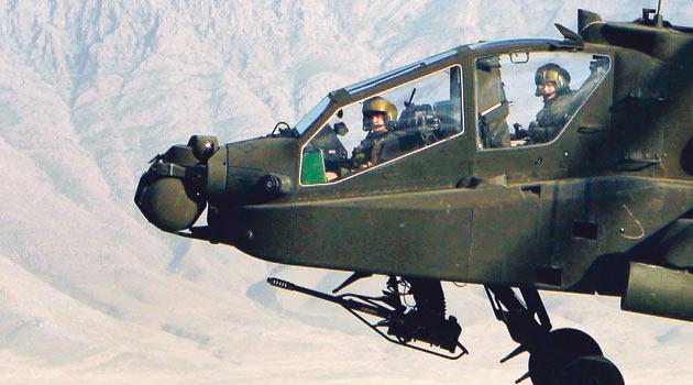 Taliban ABD Helikopterini Düşürdü