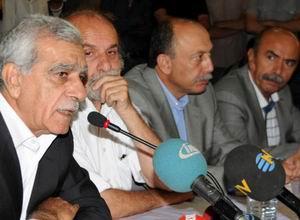 BDPden Meclisi Boykot Kararı
