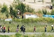 Suriye Askerleri Sınıra Dayandı