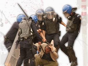 Diyarbakırda Toplatılan Afişe Tepki
