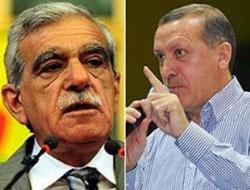 Başbakan BDPlilerin Teklifini Kabul Etmedi