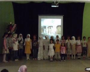 Siverek Özgür Çocuk Kulübü Yılsonu Etkinliği