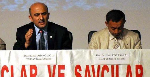 YARSAV'danMahkemelere Boykot Çağrısı