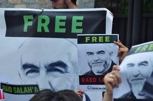 Raid Salah'ın Davası Cuma Gününe Ertelendi