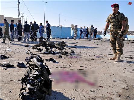 Irakta Bombalı Saldırı: 35 Ölü