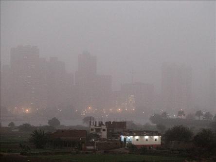 Kahirede Patlama