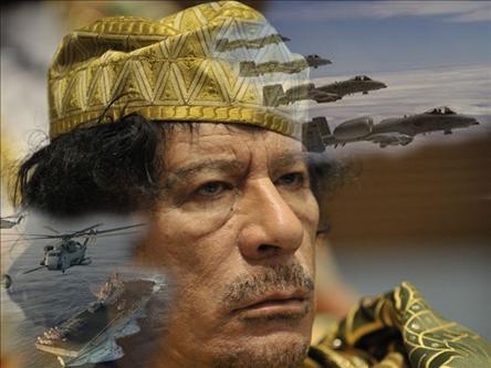 Muhalifler: Kaddafi'yi Sıkıştırdık