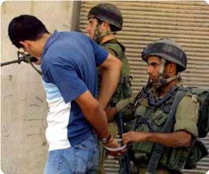 Siyonistler Haziran'da 270 Kişiyi Gözaltına Aldı