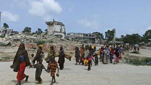 Somalide Yabancı Yardım Örgütlerine İzin