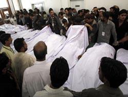 Karaçide Etnik Şiddet: 81 Ölü
