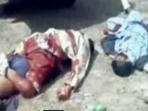 Afgan Askerlerinden Korkunç İnfaz (VİDEO)