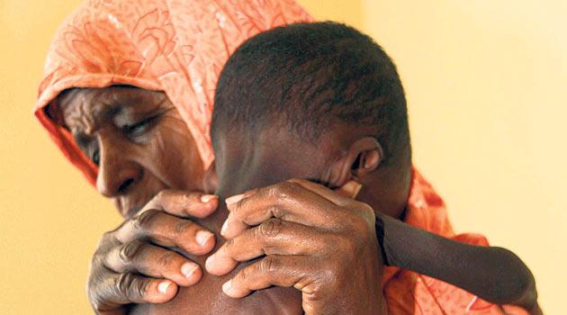 Kuraklıktan Kaçan Somalililer Yollarda Ölüyor