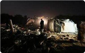 Siyonistler  Tuğla Fabrikasını Bombaladı