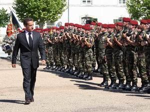 Sarkozynin Afganistandan Çekilme Takvimi