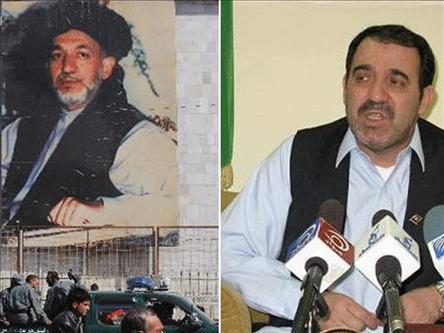Taliban Karzainin Kardeşini Öldürdü!