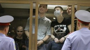 Rus Neo-Nazilere Ömür Boyu Hapis