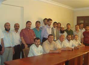 Protestoya Gaziantep'te 50 STKdan Destek