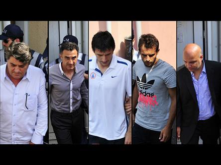 Şike Soruşturmasında 5 Tutuklama Kararı