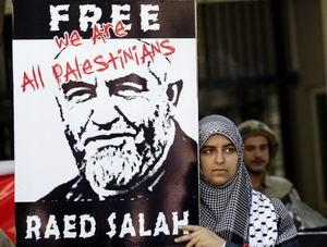 Raid Salah İngiltere'deki Davayı Kazandı