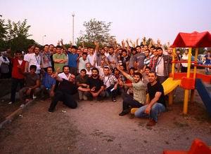 16 Temmuz Gençlik Hareketi Gaziantep'te...