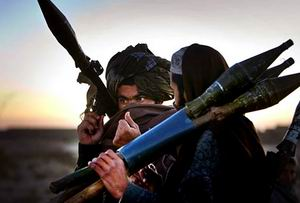 Taliban ABD Konsolosluğunu Vurdu!
