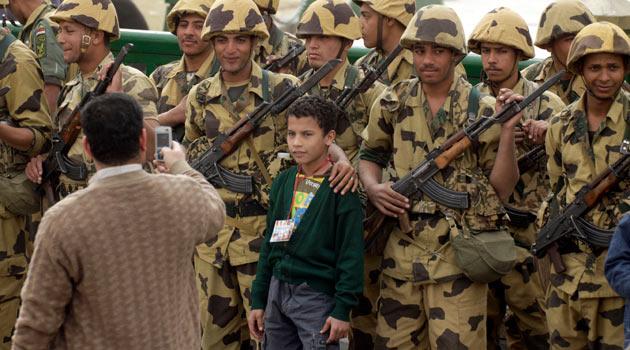 Mısır Ordusu da TSK'yı Örnek Alıyor!